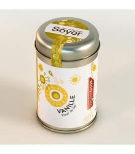 Soyer's Fleur de Sel Vanille